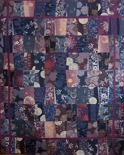 Sold Quilt - Trapezoids