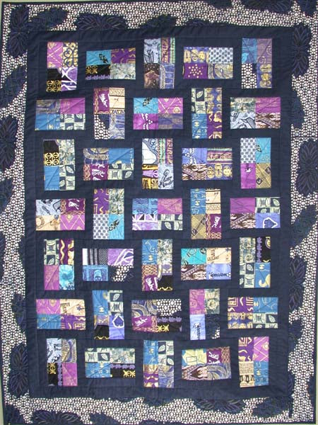 Sold Quilt - Fractions