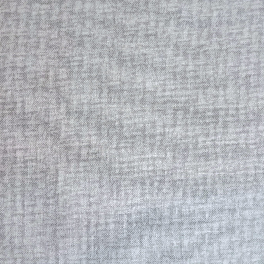 Japanese Quilting Print - Pale Blue and Beige Basket Weave