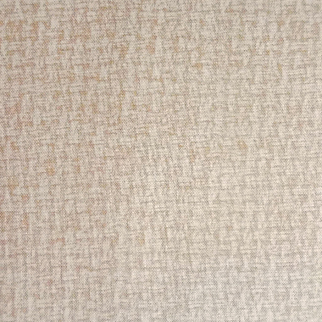 Japanese Quilting Print - Warm Beige Basket Weave