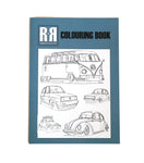 RR Colouring Book - VW Edition