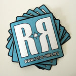 Retro Rides Sticker