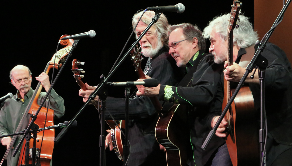 John McEuen and the String Wizards