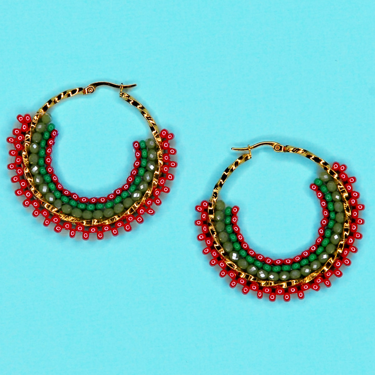 Nando Medina Earrings