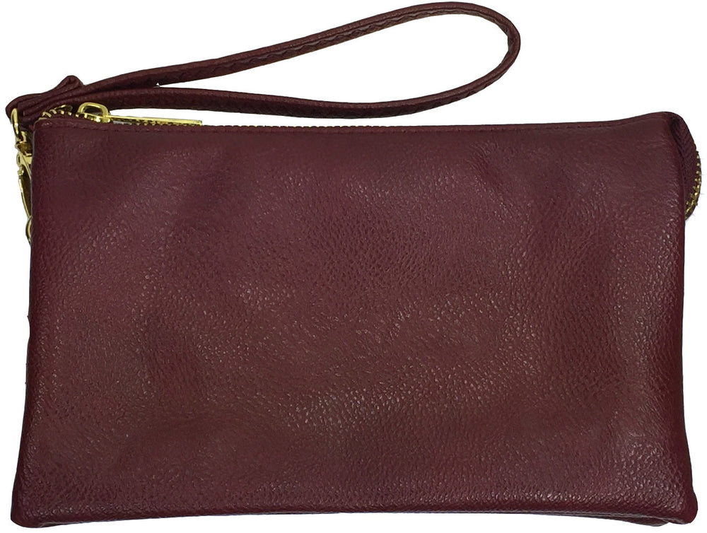 Crossbody Bag Dark Red