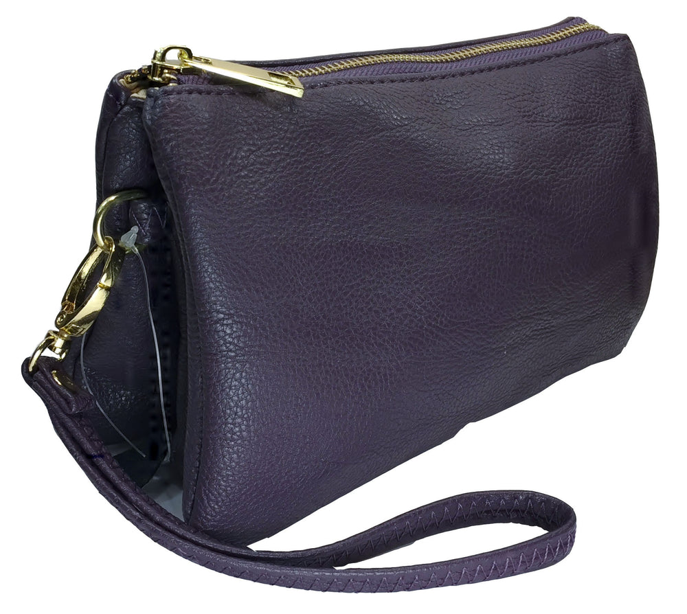 Crossbody Bag Dark Purple