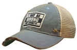 """I May Be Wrong But I Doubt It"" Distressed Trucker Cap"