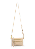 Messenger Bag Beige