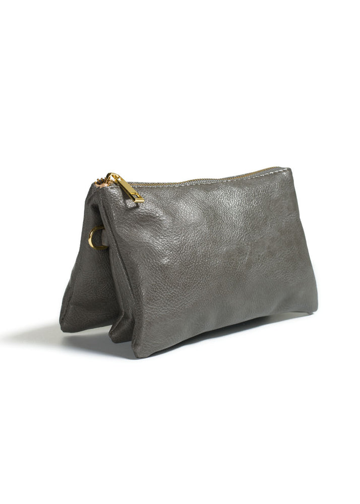 Crossbody Bag Gray