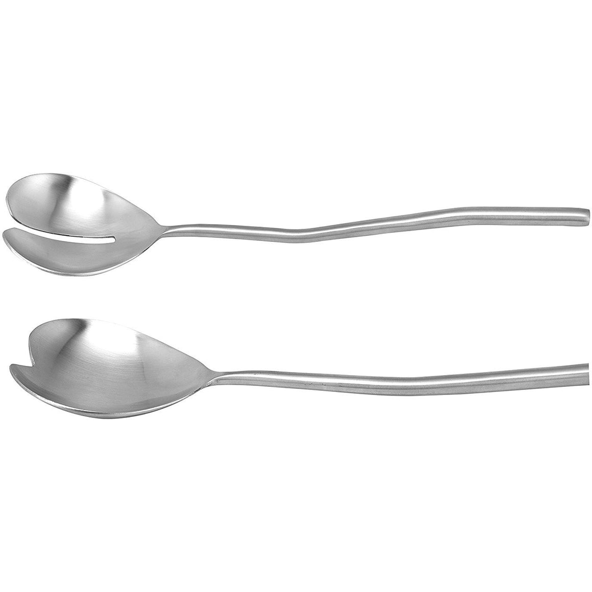 TULIP SALAD SERVER SET, Set, Fennel and Fork