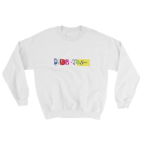 OFF. RTM DIABETES SWEATSHIRT