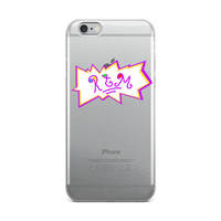 "RTM ""RUGRATS"" LOGO IPHONE CASE 6-X"