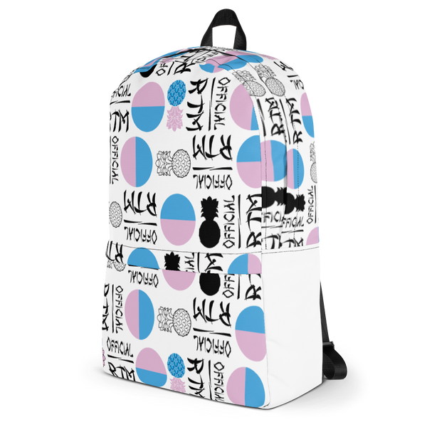 ALL OVER OFF. RTM BACKPACK