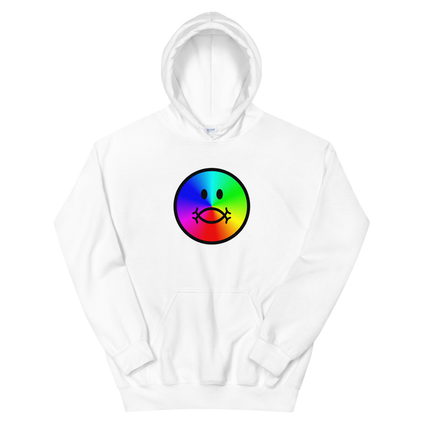 HAPPY SAD SPECTRUM HOODIE