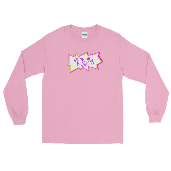 "RTM ""RUGRATS"" LONG SLEEVE T-SHIRT"