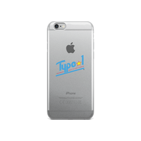 TYPE 1 IPHONE CASE 6-X