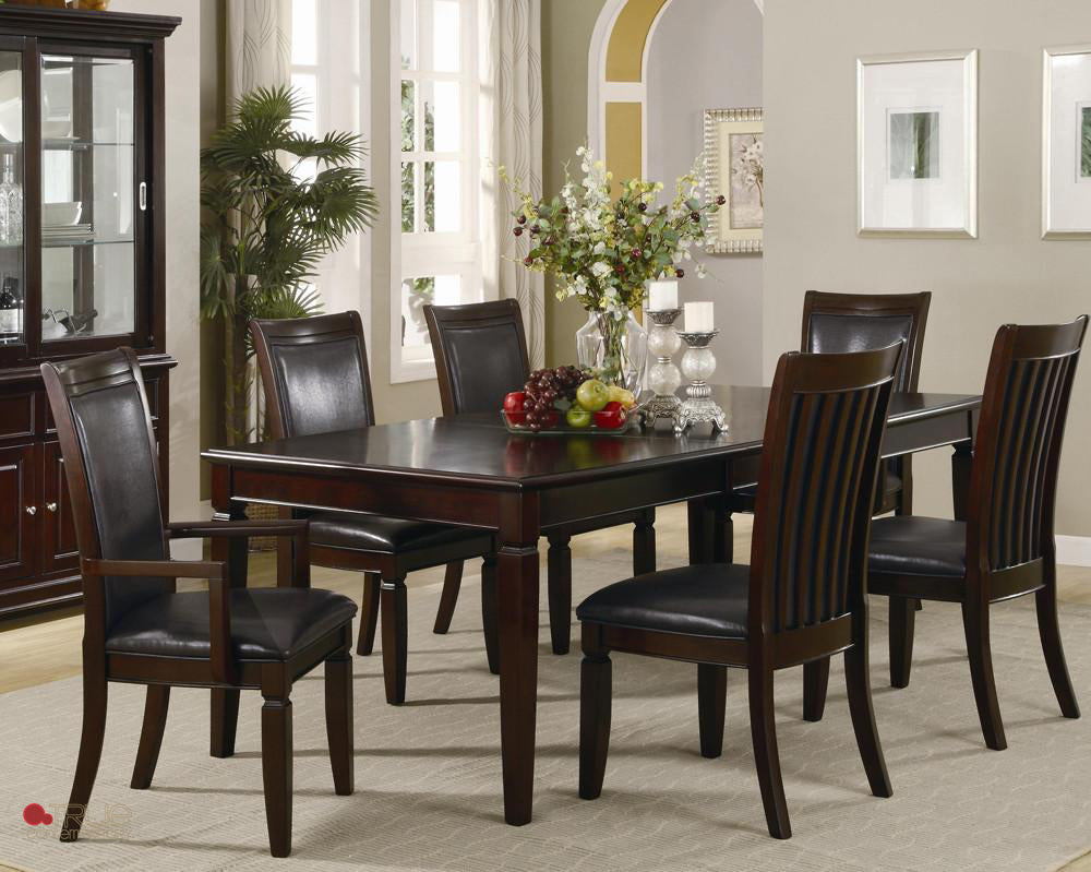 Ramona extendable dining room set true contemporary