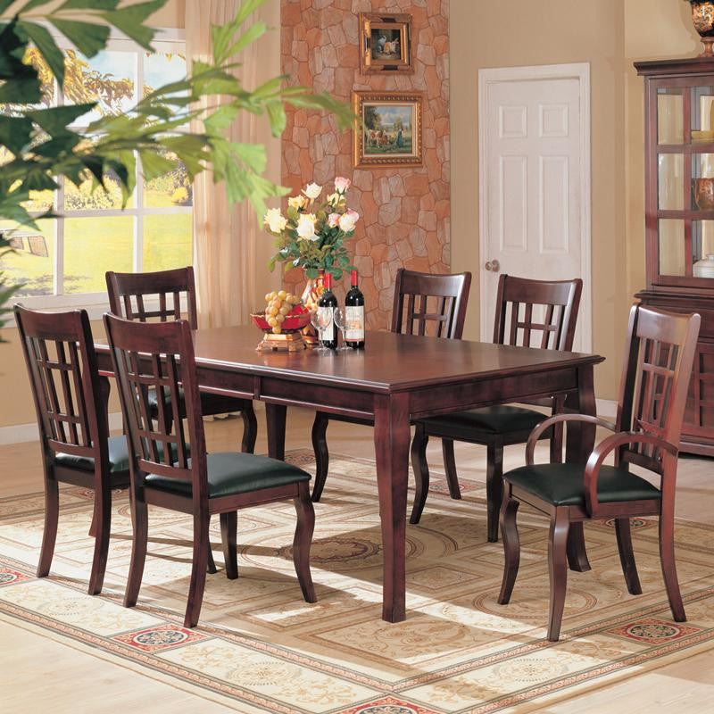 English Bay Leg Dining Room Furniture Set