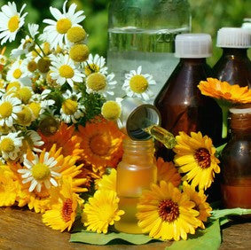 Essential Oil Infused Carrier Oils