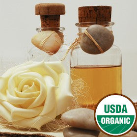 Certified Organic Carrier Oils
