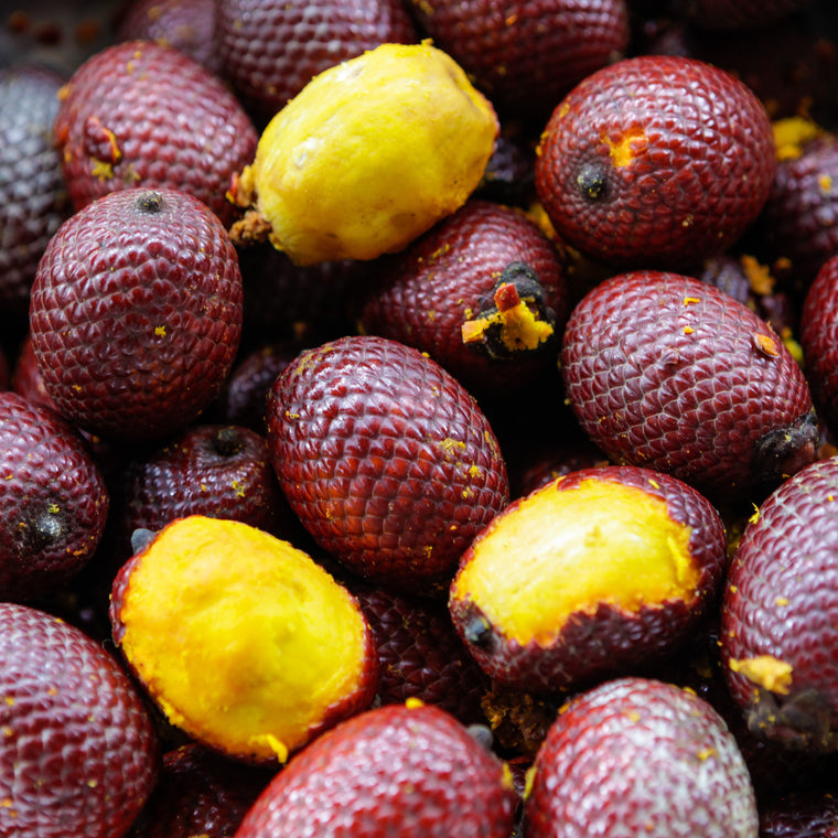 Buriti Oil, Virgin