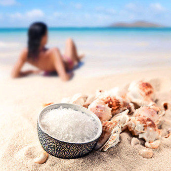 Sea Salts, Kelp and Sea Salts, Bath Salts, Natural Bath Salts, Natural Salt Scrub