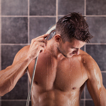 Men's Face, Hair + Body Wash
