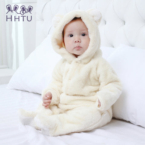 3ec1c2679c7a Baby Rompers Cartoon Baby Clothes Cotton Long Sleeve Kids Jumpsuits ...