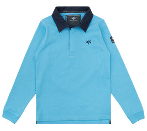 Childrens Mullins Club Rugby Shirt - Breeze