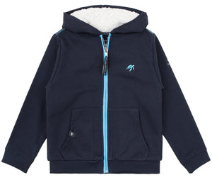 Childrens Boatyard  Full Zip Hood - Harbour