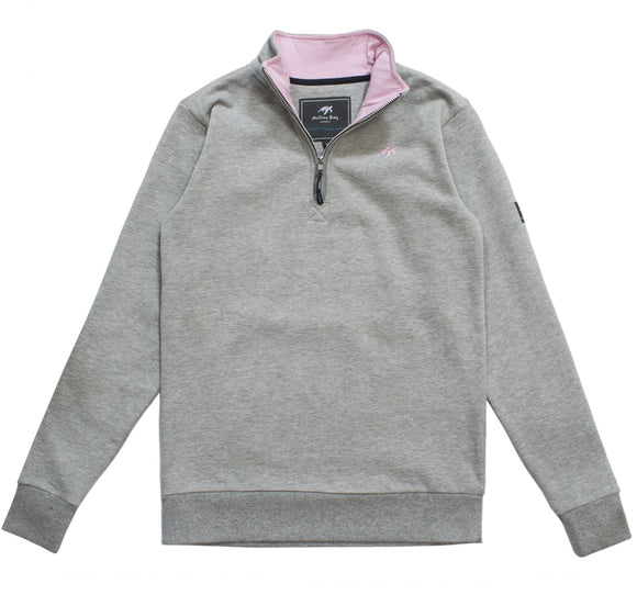 Ladies West Coast Sweatshirt - Grey