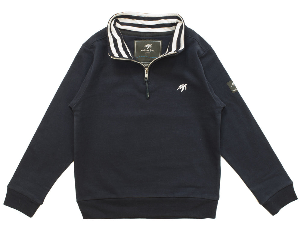 Childrens West Coast Sweatshirt - Navy