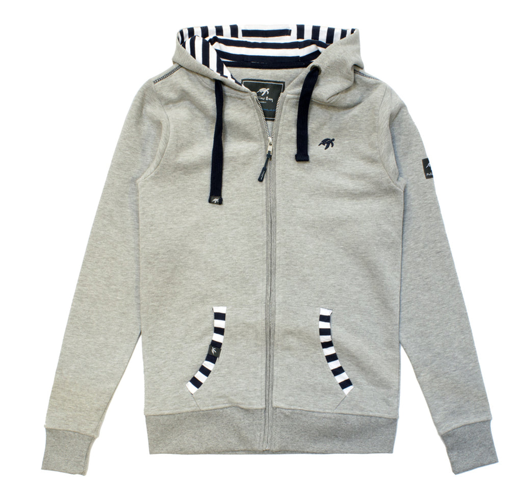 Ladies Boatyard Hood - Grey