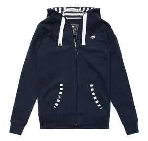 Ladies Boatyard Hood - Navy