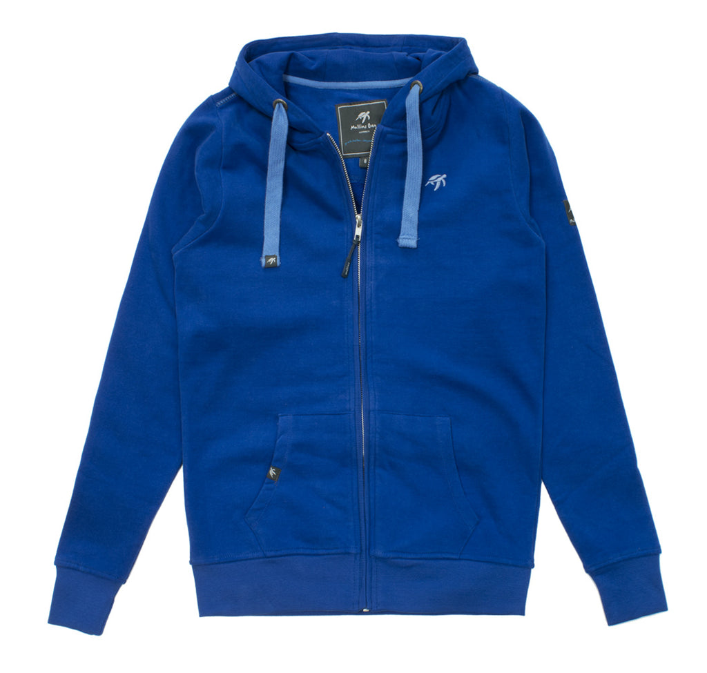 Ladies Boatyard Hood - Electric Blue