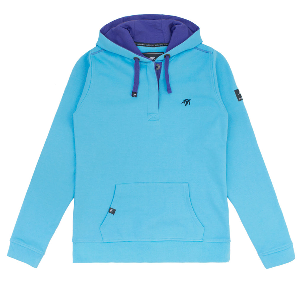 Ladies Boatyard Button Up Hood Breeze