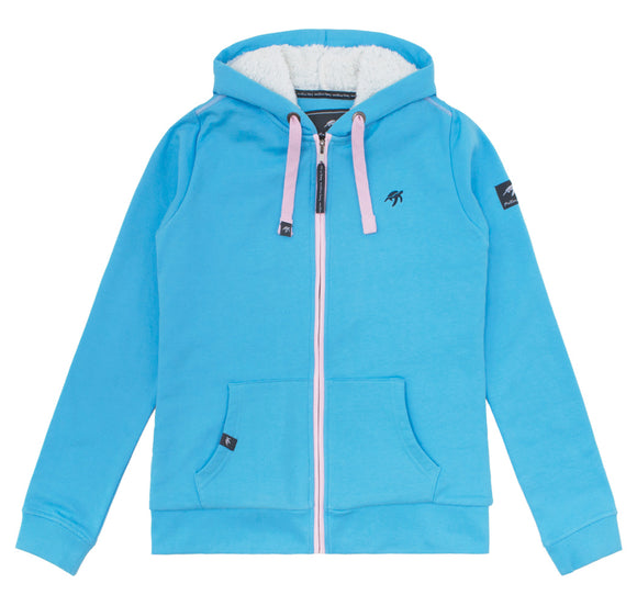 Ladies Boatyard Full Zip Hoodie - Breeze