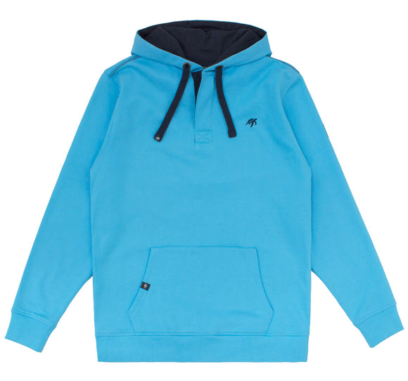 Unisex Boatyard Button Up Hoodie - Breeze