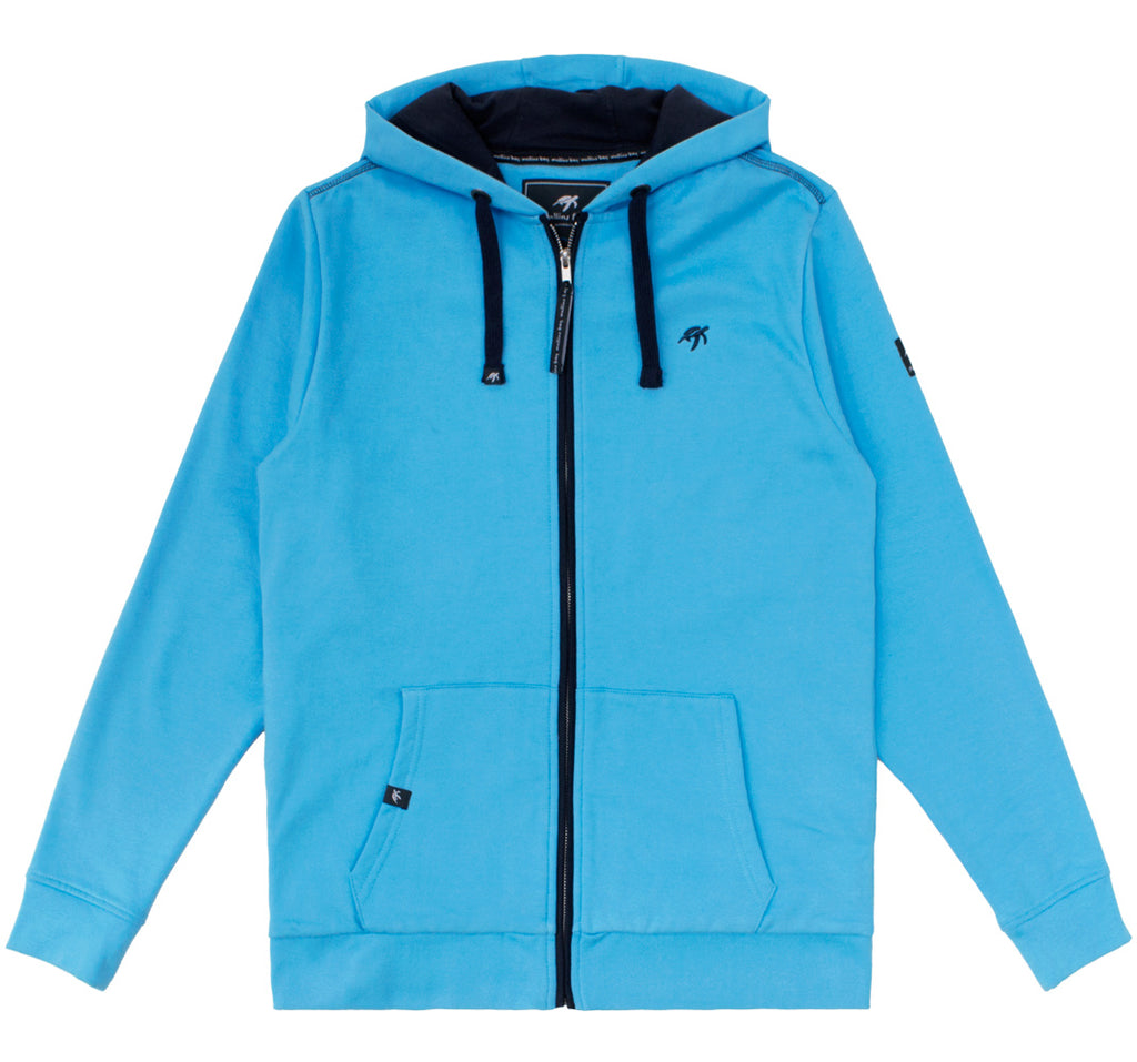 Mens Boatyard  Full Zip Hood Breeze