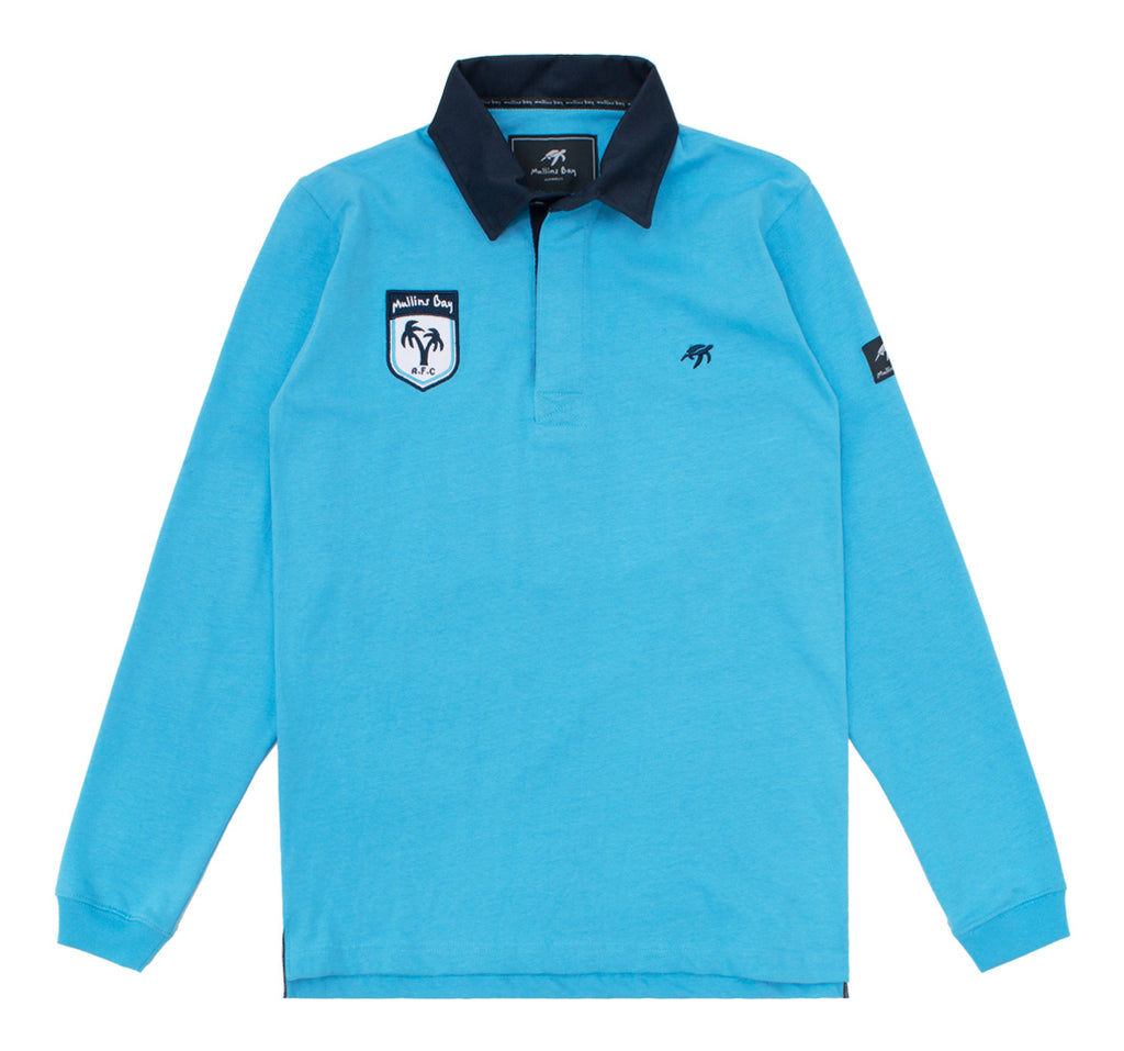 Mens Mullins Club Rugby Shirt Breeze