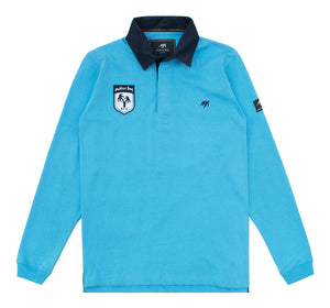 Mens Mullins Club Rugby Shirt - Breeze