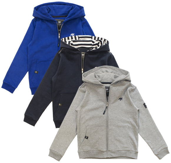 Childrens Full Zip Hoodie Bundle - Mix and Match - 3 Pack
