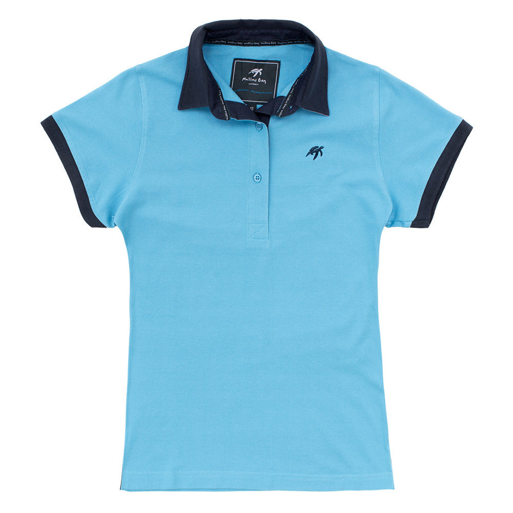 Ladies Mullins Club Polo Shirt Breeze