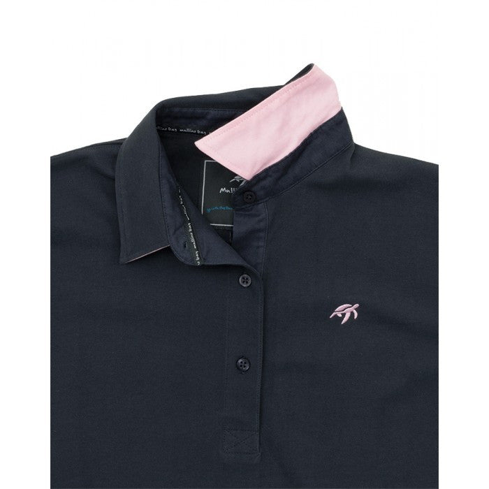 Ladies Mullins Club Polo Shirt - Harbour Blue