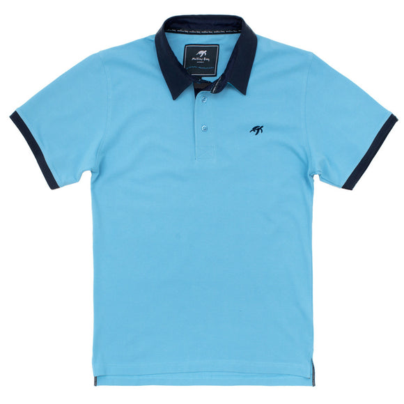 Unisex Mullins Club Polo Shirt - Breeze