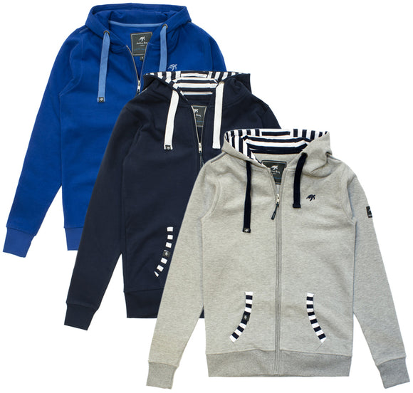 Adults Full Zip Hoodie Bundle - Mix and Match - 3 Pack