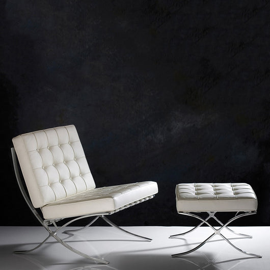 Silla Barcelona - Ludwing Mies van der Rohe