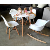 Mesa infantil DSW Eames - Coffee table junior 60 diámetro