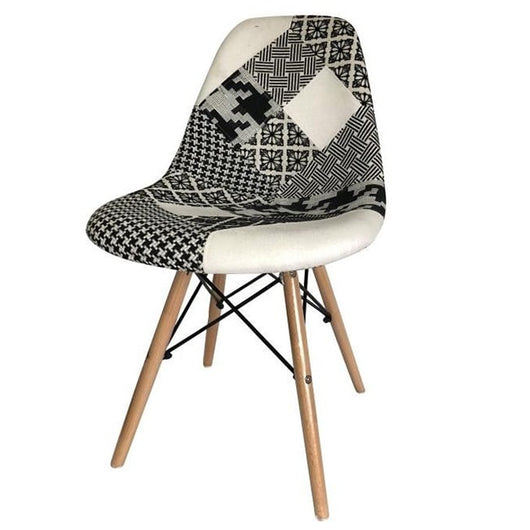 Sillas DSW Patchwork 3 - Charles & Roy Eames