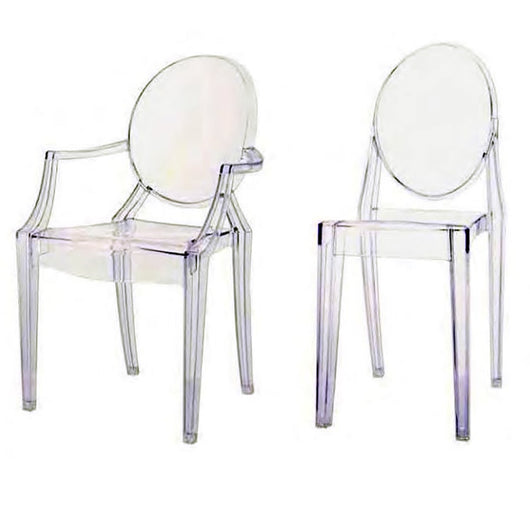 Modelo Ghost - Louise - Philippe Starck